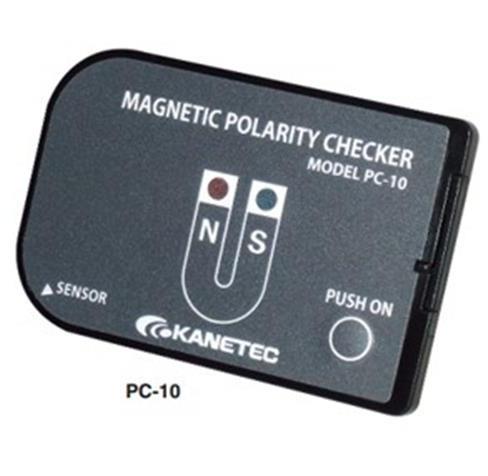 Magnetic polarity checker PC-10 Kanetec