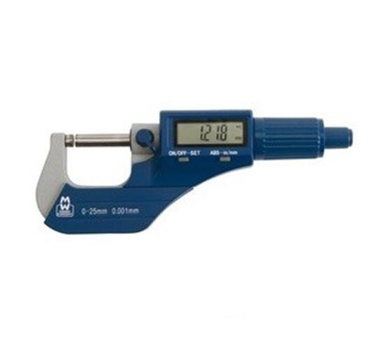 Series 200/201 Moore & Wright,  Digital Micrometer Series 200/201 MooreAndWright