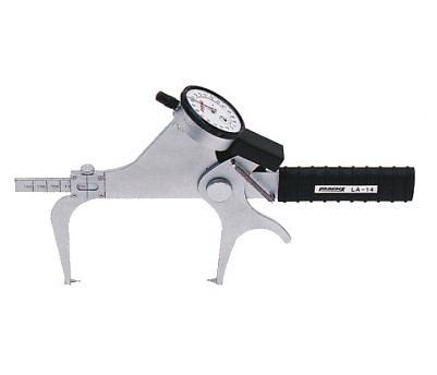 Dial Calipers 100-150mm LA-14 PEACOCK