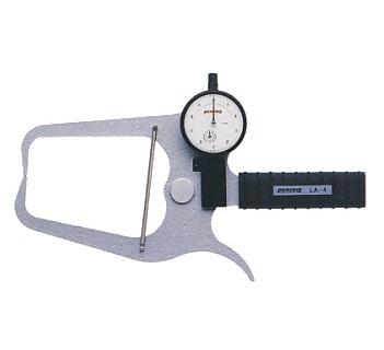 Dial Calipers 0-50mm LA-4 PEACOCK