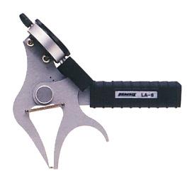 Dial Calipers 0-10mm LA-6 PEACOCK