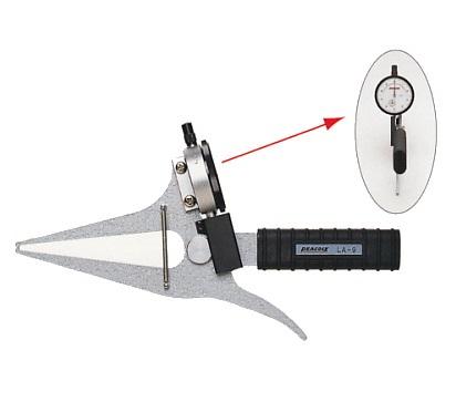Dial Calipers 0-30mm LA-9 PEACOCK