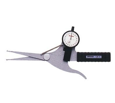 Dial Calipers 10-30mm LB-4 PEACOCK